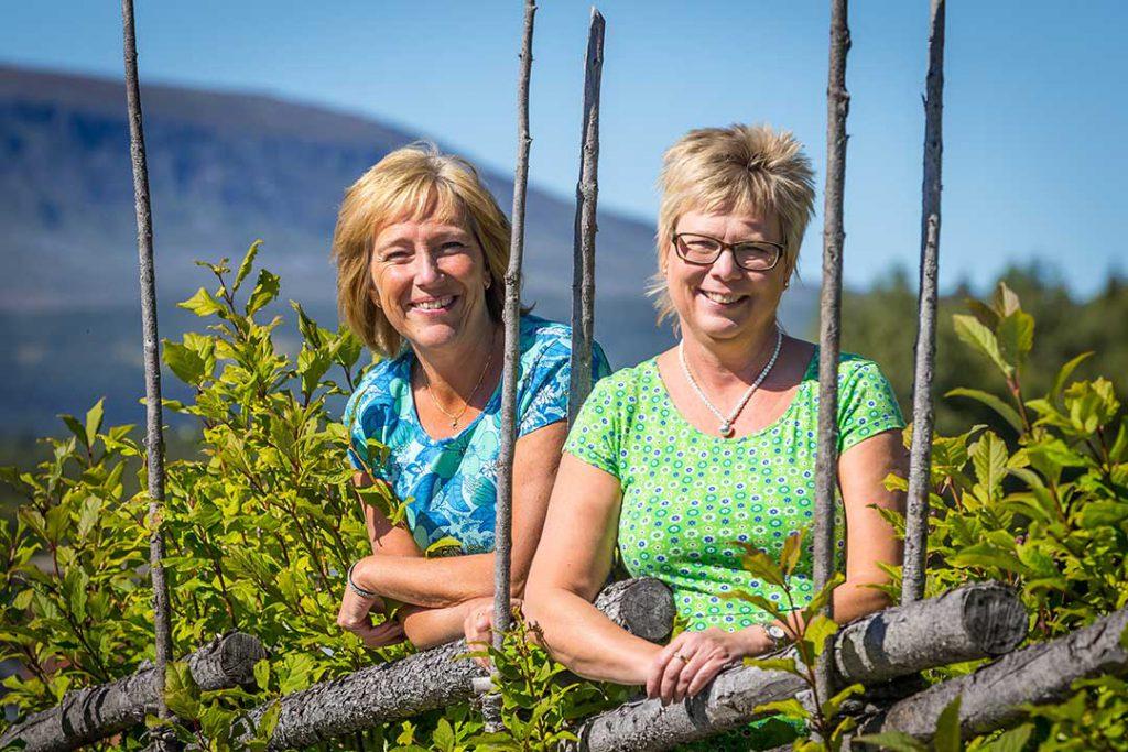 Ann-Louise Högsäter, Eva Åslund, Funäsdalsmäklarna