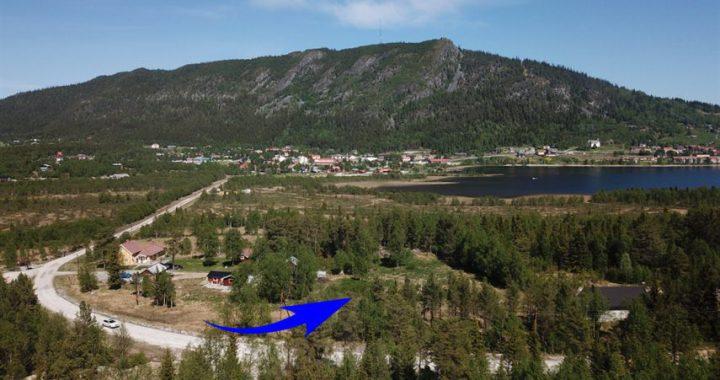 Tomt i Härjedalen Funäsdalen