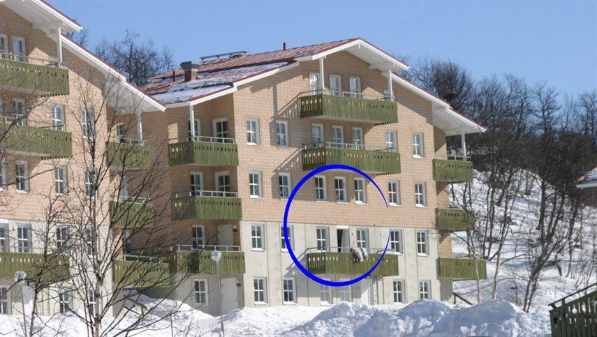 Lägenhet (BR) i Härjedalen Hamra