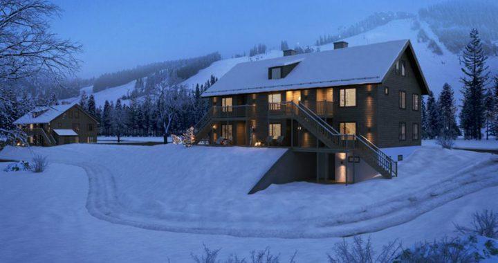 Lägenhet (BR) i Härjedalen Ramundberget
